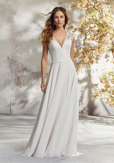 Morilee by Madeline Gardner/Blu 5694 / Lark A-Line Wedding Dress