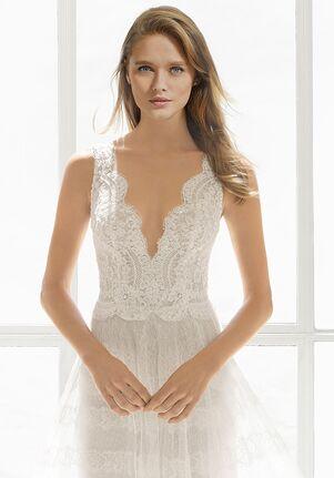 Rosa Clara Couture PERFUME A-Line Wedding Dress