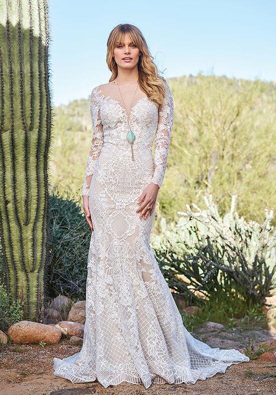 69c917bb6bb Lillian West 6511 Wedding Dress - The Knot