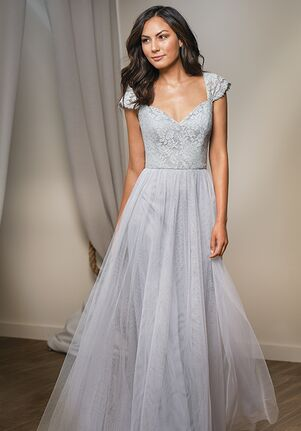 Belsoie Bridesmaids by Jasmine L204007 Sweetheart Bridesmaid Dress