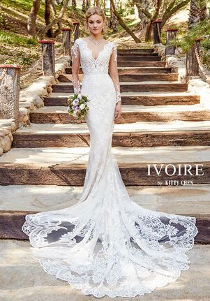 IVOIRE by KITTY CHEN MARCELLA, V1913 Mermaid Wedding Dress