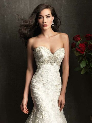 Wedding dresses in San Marino