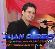 Pittsburgh, PA Club DJ | DJ Juan Diego Inc