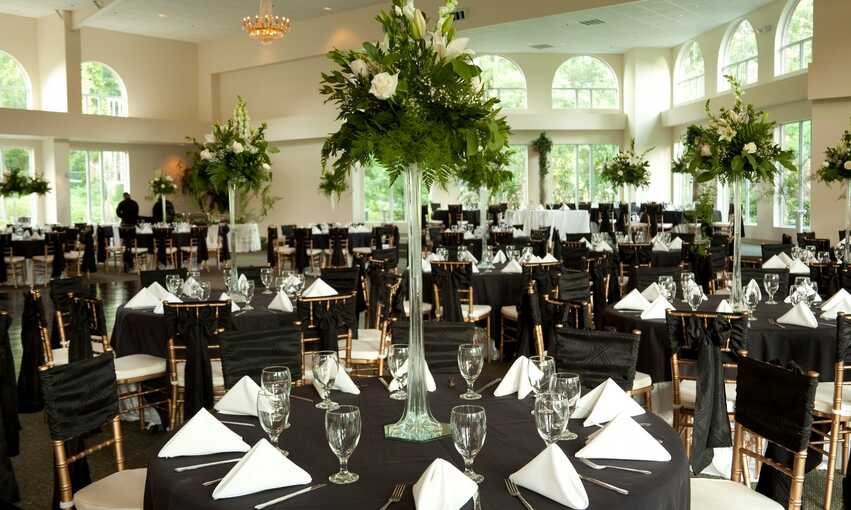 Black Tie party themed inspiration and ideas