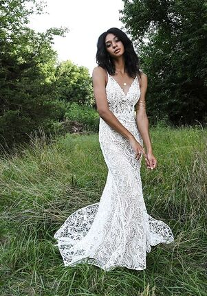 All Who Wander Bodhi A-Line Wedding Dress