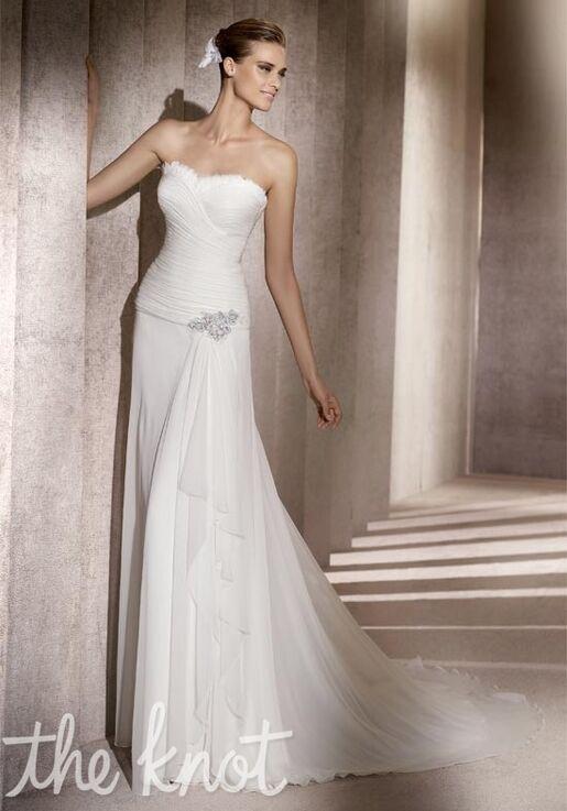Manuel Mota for Pronovias Encanto Wedding Dress - The Knot