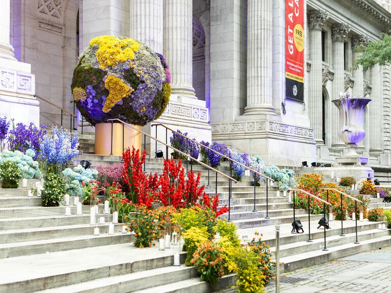 The Knot Gala 2018 at The New York Public Library