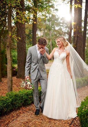 Stella York 6888 A-Line Wedding Dress