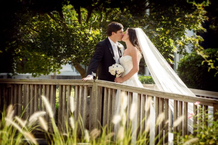 Leslie and Frank's Georgia Wedding