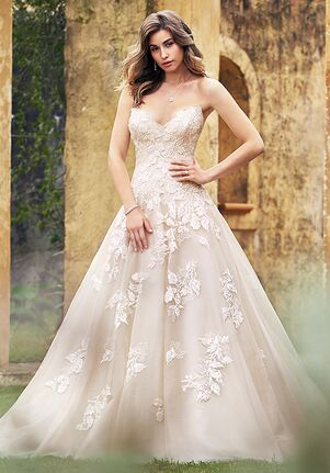 Sophia Tolli Y11953 Ember Ball Gown Wedding Dress
