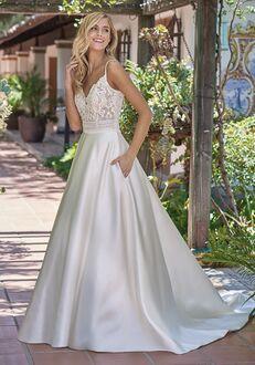 Jasmine Bridal F211004 Mermaid Wedding Dress