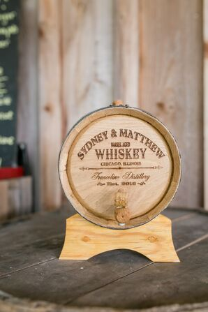 Custom Whiskey Barrels