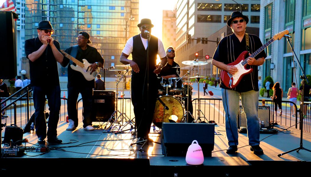 Street Jaxkson Band - Blues Band - Chicago, IL