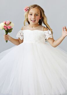 FATTIEPIE harper Flower Girl Dress