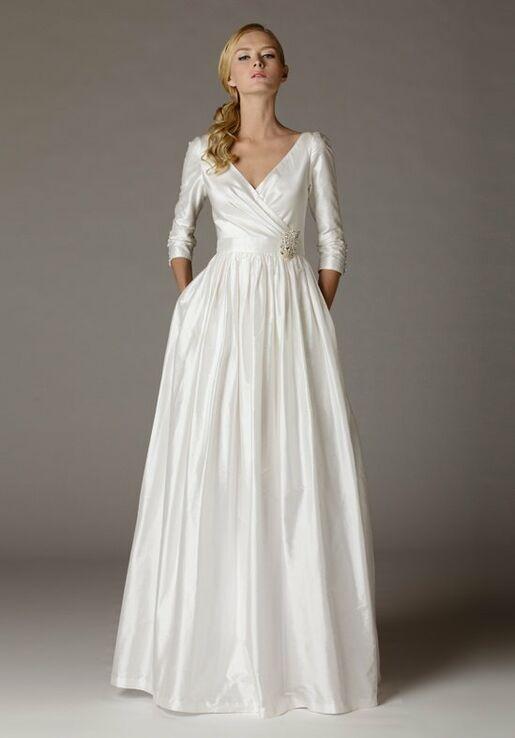Aria Carissa Wedding Dress - The Knot