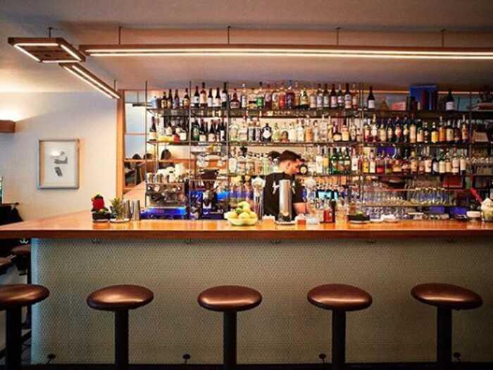 Bar at Lalito Cantina