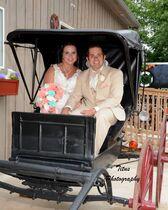 Serendipity Farms Wedding Barn - AC/Heat & Restrooms