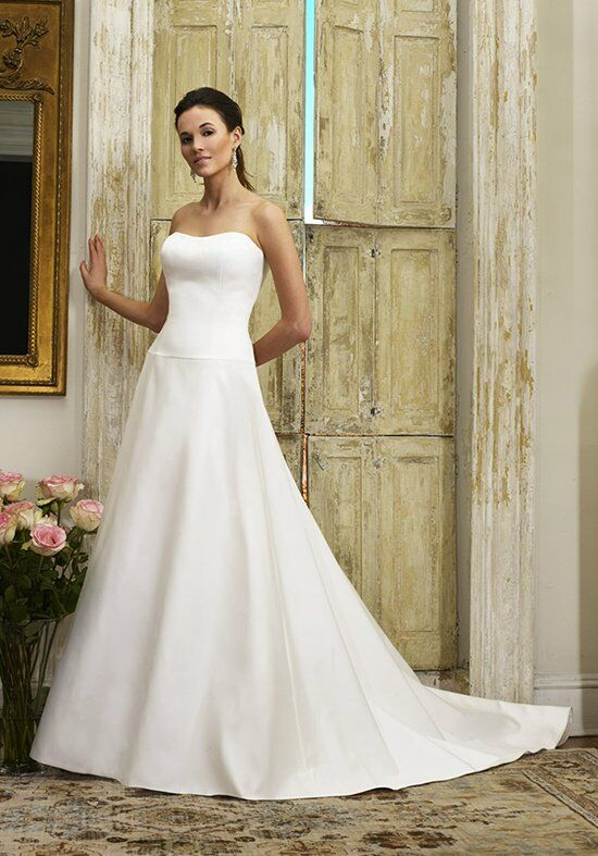 Robert Bullock Bride Alex A Line Wedding Dress