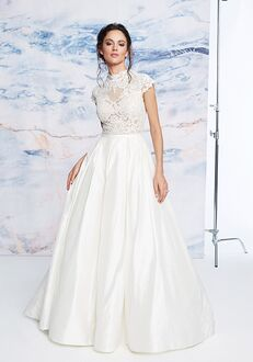 Justin Alexander Signature Chatham Ball Gown Wedding Dress