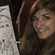 Los Angeles, CA Caricaturist | Caricatures and Silhouettes by Darci Herbold