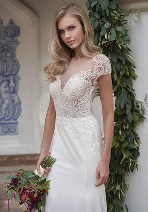 Jasmine Couture T202052 Mermaid Wedding Dress
