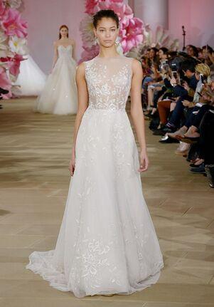 Ines Di Santo Delightful A-Line Wedding Dress
