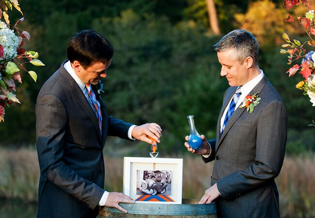 Photo: Adeline & Grace Photography // Featured: The Knot Blog