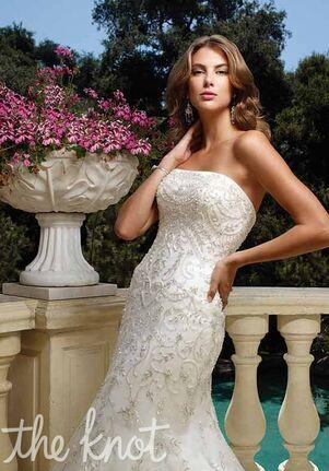 Casablanca Bridal 1978 Mermaid Wedding Dress