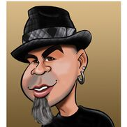 Rockwood, MI Caricaturist | Ariel-View Caricatures & Illustrations