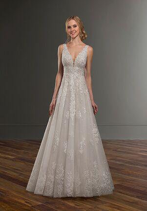 Martina Liana 1000 A-Line Wedding Dress