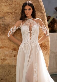 PRONOVIAS GARLAND Ball Gown Wedding Dress