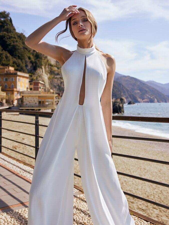 Ines by Ines Di Santo halter jumpsuit
