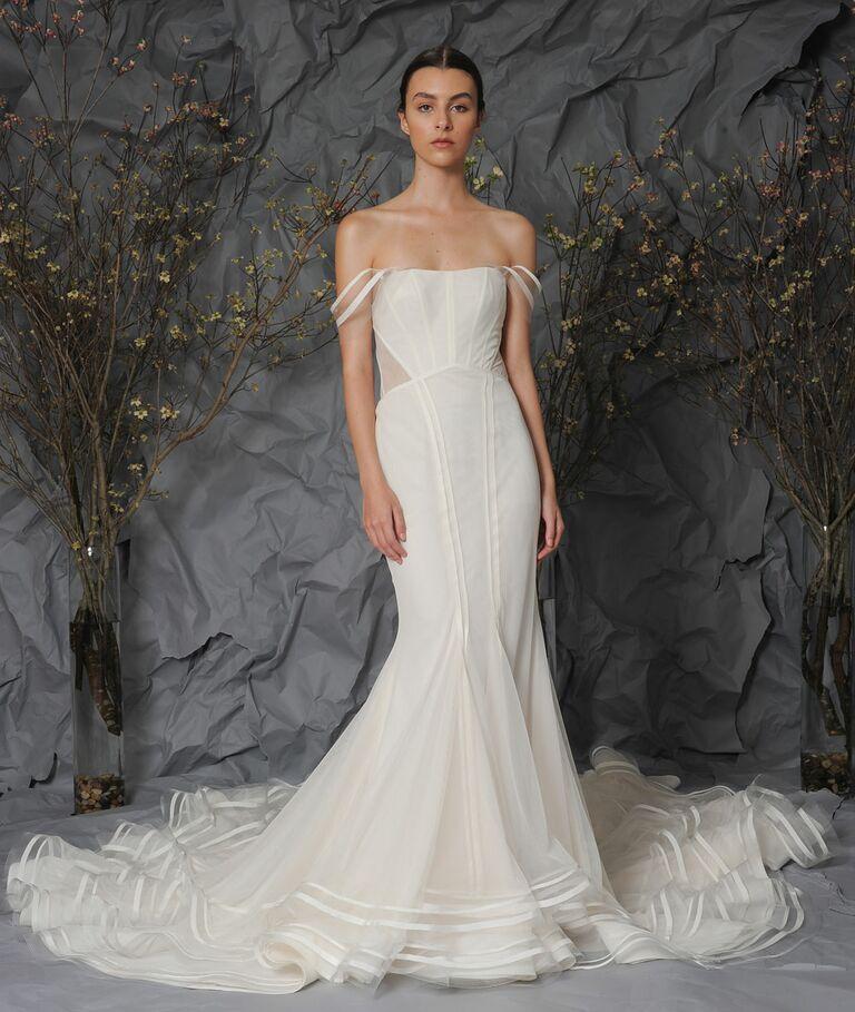 Austin Scarlett Spring 2017 Collection: Bridal Fashion