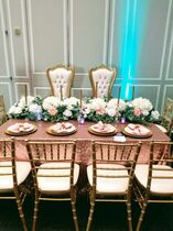 Camillion Event Rentals - a boutique rental company