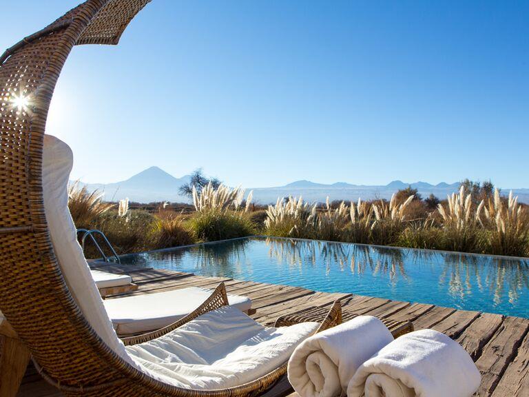 Tierra Hotels resort in Chile