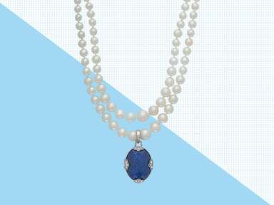 with you blue bridal locket