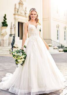 Stella York 6886 Ball Gown Wedding Dress