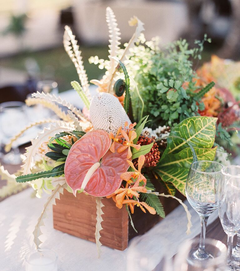 Unique Wedding Centerpieces: 20 Totally Unexpected Wedding Flower Ideas