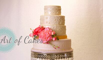 Art Of Cakes Bakery Wedding Cakes Maryville Tn
