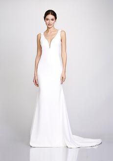THEIA 890572 Mermaid Wedding Dress