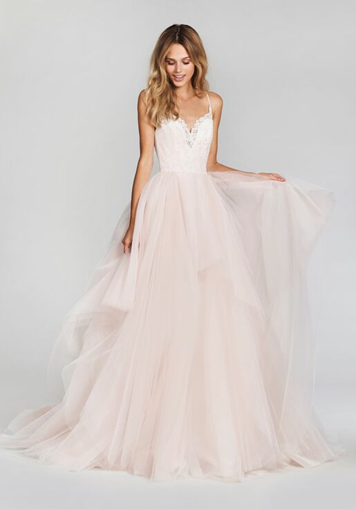 Blush by Hayley Paige Lilou-1708 Ball Gown Wedding Dress