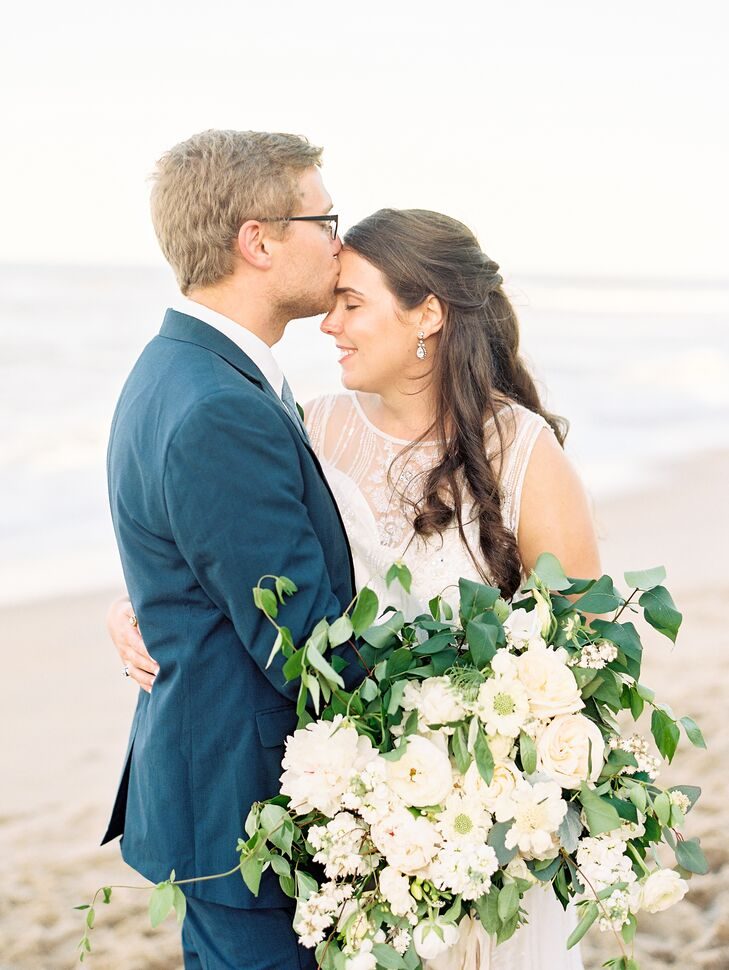 Taylor Seymour (23 and a content marketing manager at Borrowed & Blue) and Caleb Agnew (24 and a doctoral student at the University of Virginia) creat