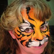 Albuquerque, NM Face Painting | Dancing Dolphins Face & Body Art, Cindy Farslow