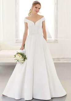 Morilee by Madeline Gardner/Blu Ainsley A-Line Wedding Dress