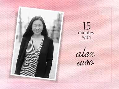 Jewelry designer Alex Woo