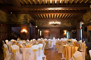 Waveny House Grand Hall Reception