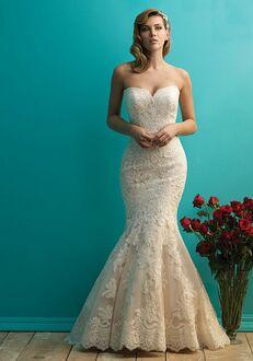 Allure Bridals 9250 Sheath Wedding Dress