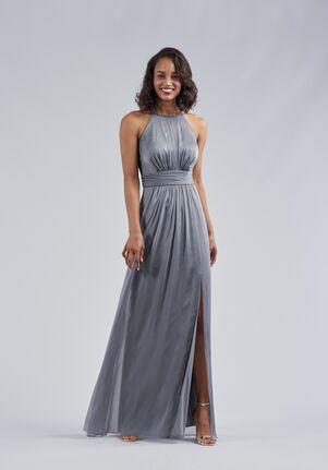 Belsoie Bridesmaids by Jasmine L214055 Halter Bridesmaid Dress