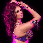 Huntington Station, NY Belly Dancer | Kirah Intrinsic Bellydance