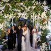An Elegant and Glamorous White Wedding at 1 Hotel Brooklyn Bridge in New York City